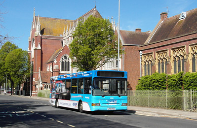 Stagecoach South 33156 - LK55KZZ - Portsmouth (Edinburgh Road) - 6.5.13