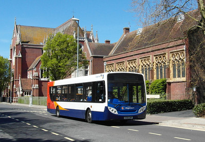 Stagecoach South 27566 - GX58GNP - Portsmouth (Edinburgh Road) - 6.5.13