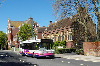 First Hants & Dorset 40959 - S335TJX - Portsmouth (Edinburgh Road) - 6.5.13
