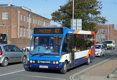 Stagecoach South 47646 - GX58GJV - Chichester (Basin Road)