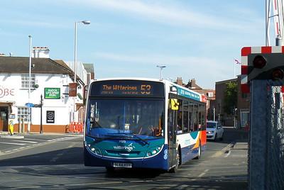 Stagecoach South 37273 - SL64HXH - Chichester (railway station)
