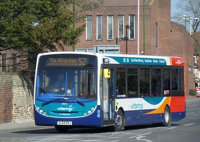 Stagecoach South 37274 - SL64HXJ - Chichester (Basin Road)