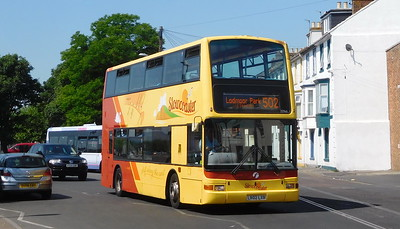 First Wessex 33146 - LR02LXB - Weymouth (Commercial Road)