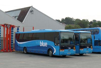 Southern Vectis 7038 - MV02UMO - Ryde (depot) - 6.9.14