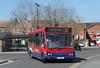 Wilts & Dorset (Salisbury Reds) 3673 - V673FEL - Romsey (bus station)