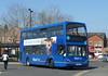 BlueStar 1805 - HX51ZRF - Romsey (bus station)