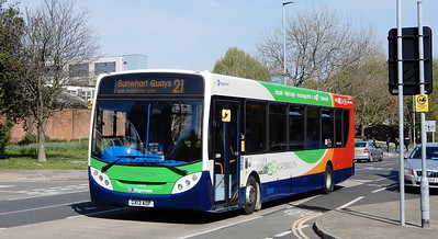 Stagecoach in Portsmouth 27870 - GX13AOP