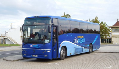 Plymouth Citycoach 315 - WA03MGE - Ryde (Hovertravel terminal)