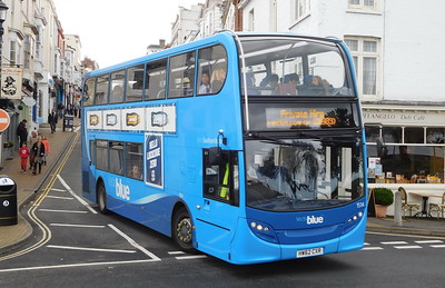 Southern Vectis 1514 - HW62CXR - Ryde (Union St)
