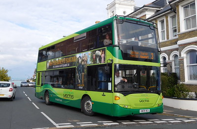 Southern Vectis 1146 - HW09BCE - Ryde (George St)