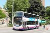 First Avon & Bristol 37004 - WX55VHN - Bristol (Rupert St) - 6.7.13