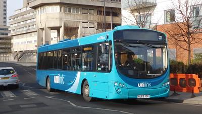 GSC BlueStar 2287 - HJ63JOV - Southampton (Blechynden Terrace)