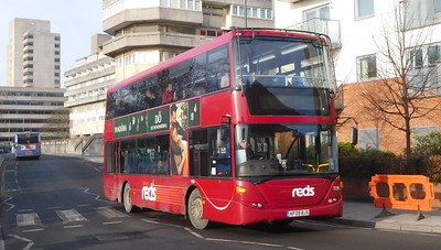 GSC Salisbury Reds 1138 - HF09BJX - Southampton (Blechynden Terrace)