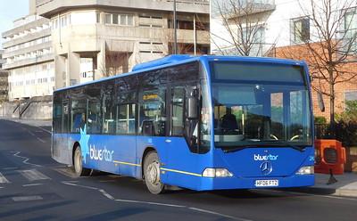 GSC BlueStar 2428 - HF06FTZ - Southampton (Blechynden Terrace)