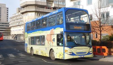 GSC BlueStar 1015 - YN06JWM - Southampton (Blechynden Terrace)