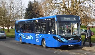 GSC BlueStar 2742 - HF65CXP - Millbrook (Kendal Avenue)