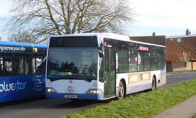 First Southampton 64014 - LT52WXL - Millbrook (Kendal Avenue)