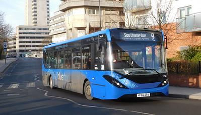 GSC BlueStar 2758 - HF66DRV - Southampton (Blechynden Terrace)