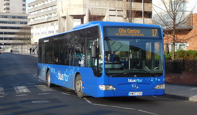 GSC BlueStar 2452 - HW07CXS - Southampton (Blechynden Terrace)