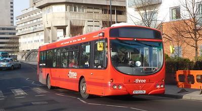First Southampton 69399 - HY09AZN - Southampton (Blechynden Terrace)