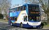 Stagecoach South 10009 - GX12DXR - Havant (Elm Lane)
