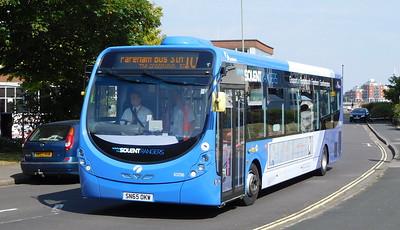First Solent 63296 - SN65OKW - Gosport (bus station)