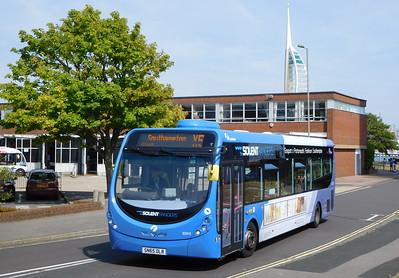 First Solent 63310 - SN65OLR - Gosport (bus station)