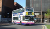 First in Berkshire 33148 - LR02LXG - Reading (railway station) - 8.4.14