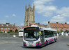First in Bristol & Avon 69441 - WX59BYT - Wells (bus station) - 30.7.14