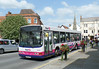 First in Bristol & Avon 66100 - R460VOP - Glastobury (town centre) - 30.7.14