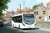 WebberBus MX13BBF - Wells (bus station) - 30.7.14