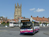 First in Bristol & Avon 46603 - L503VHU - Wells (bus station) - 30.7.14