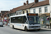 Frome Minibuses MX09HHT - Glastobury (town centre) - 30.7.14