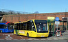 RATP Yellow Buses 18 - T18TYB - Bournemouth (railway station) - 11.1.14