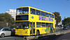 RATP Yellow Buses 281 - X201UMS - Bournemouth (Pier) - 11.1.14
