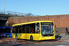 RATP Yellow Buses 9 - R9TYB - Bournemouth (railway station) - 11.1.14
