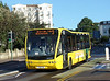 RATP Yellow Buses 18 - T18TYB - Bournemouth (Pier) - 11.1.14