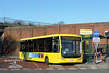 RATP Yellow Buses 106 - YJ10MDU - Bournemouth (railway station) - 11.1.14