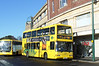 RATP Yellow Buses 412 - Y412CFX - Bournemouth (Gervis Place) - 11.1.14
