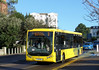 RATP Yellow Buses 107 - YJ10MDV - Bournemouth (Pier) - 11.1.14
