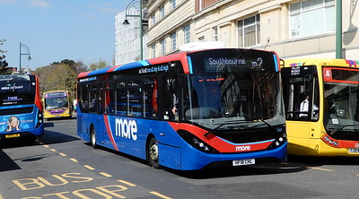 GSC Morebus 241 - HF18CHL - Bournemouth (Gervis Place)