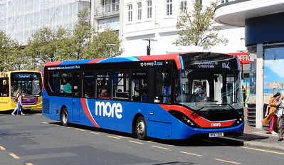 GSC Morebus 224 - HF67EUE - Bournemouth (Gervis Place)