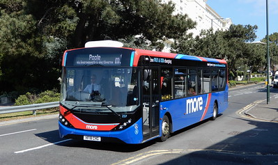 GSC Morebus 237 - HF18CHG - Bournemouth (Bath Road)
