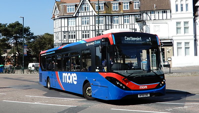 GSC Morebus 235 - HF18CHC - Bournemouth (Bath Road)