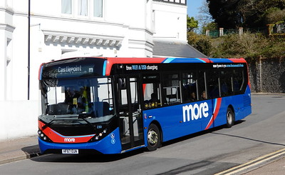 GSC Morebus 230 - HF67EUN - Bournemouth (Hinton Road)