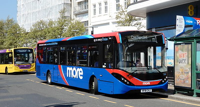 GSC Morebus 239 - HF18CHJ - Bournemouth (Gervis Place)