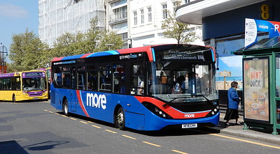 GSC Morebus 238 - HF18CHH - Bournemouth (Gervis Place)