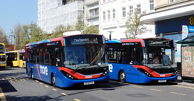 GSC Morebus 240 - HF18CHK - Bournemouth (Gervis Place)
