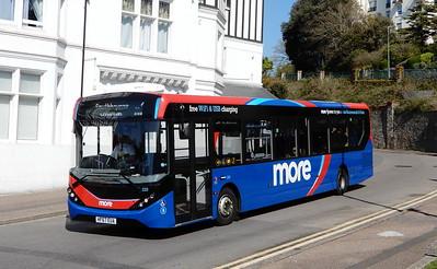 GSC Morebus 220 - HF67EUA - Bournemouth (Hinton Road)