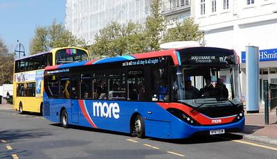 GSC Morebus 229 - HF67EUM - Bournemouth (Gervis Place)